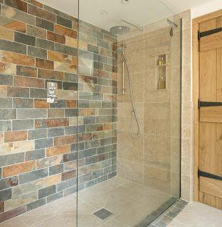 Master bath redo -  walk in shower