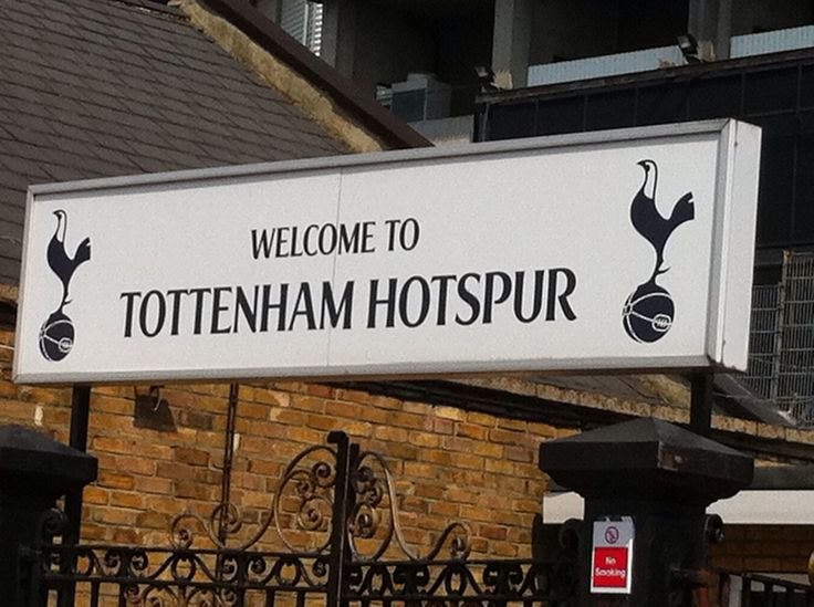 White Hart Lane, Home of the Mighty Spurs   Tottenham Hotspur Football Club