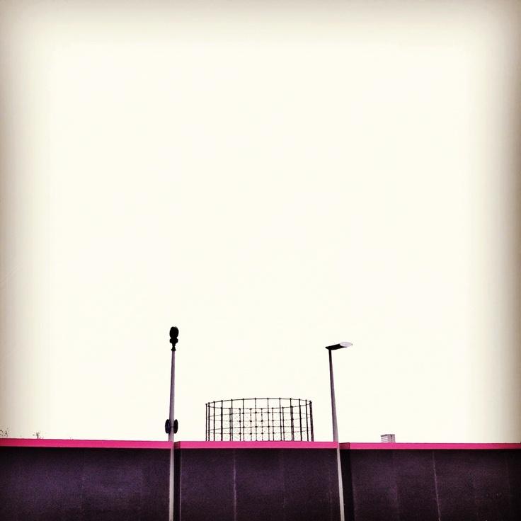 Gas tower © Mash Media UK Ltd