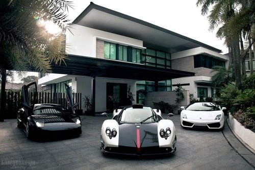 nice house nice cars perfect combination cars for when i 39 m rich pinterest nice houses. Black Bedroom Furniture Sets. Home Design Ideas