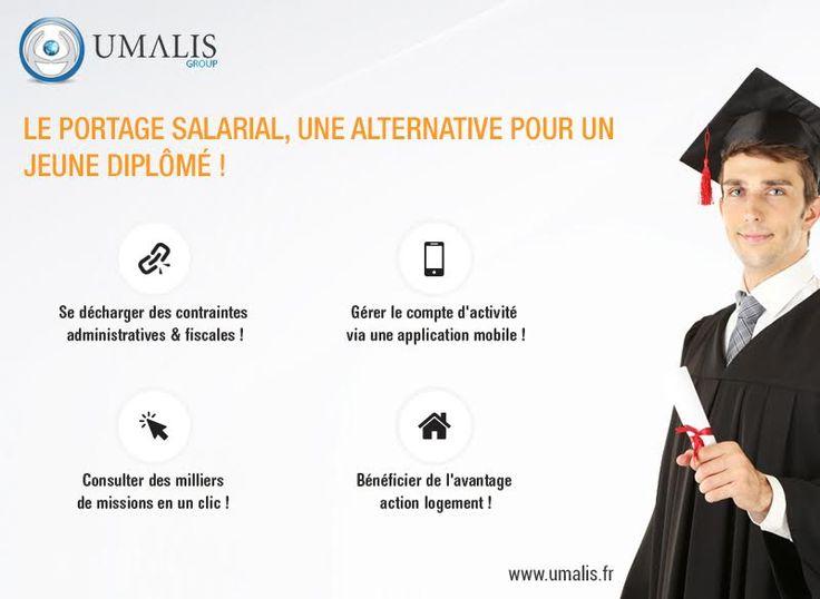 Portage salarial pour jeunes diplômés : Proposition séduisante et attractive pour intégrer le marché du travail ! #Emploi