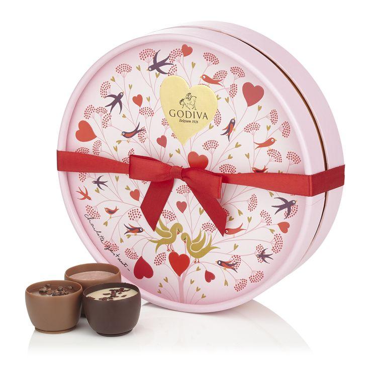 Картинки по запросу godiva chocolates winter