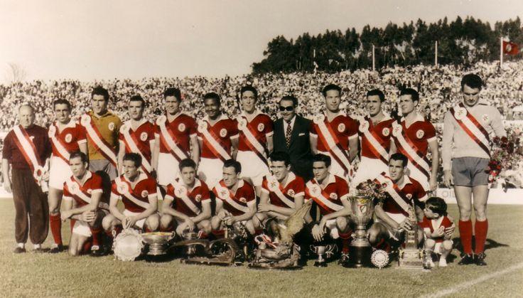 Benfica Campeão 1954
