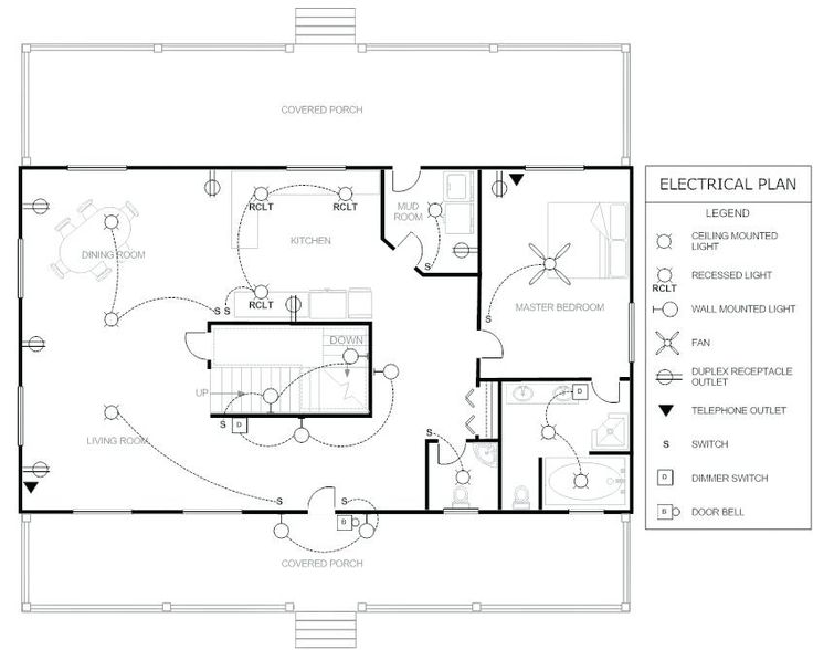 electrical plan for house house wiring diagram wiring
