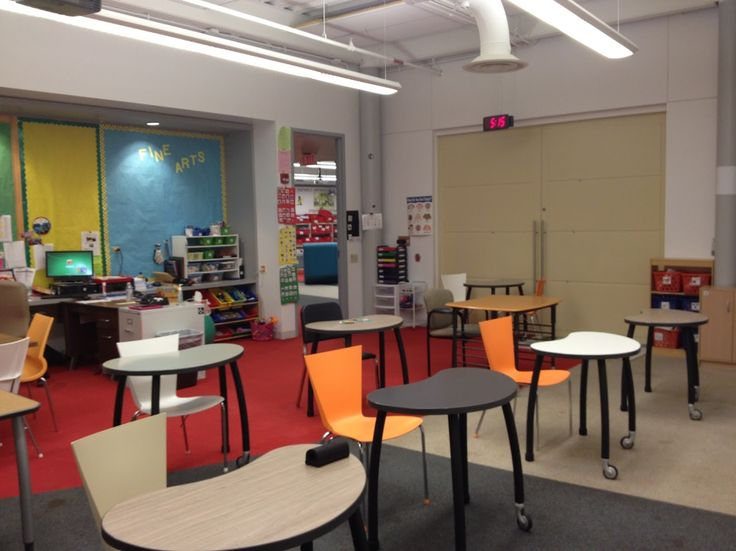 classroom design for special needs upgrading