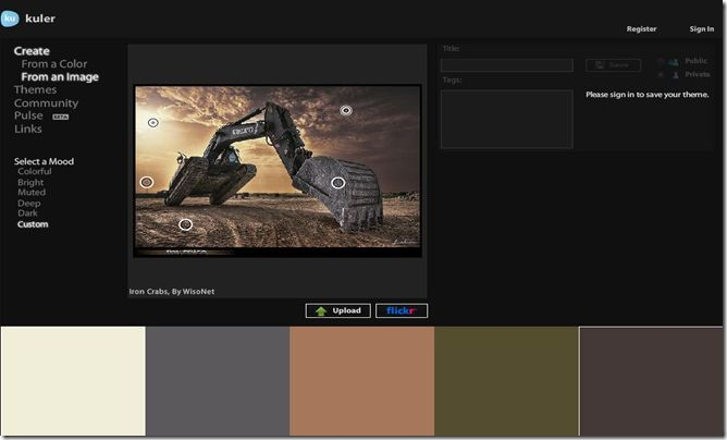17 best ideas about palette generator on pinterest color