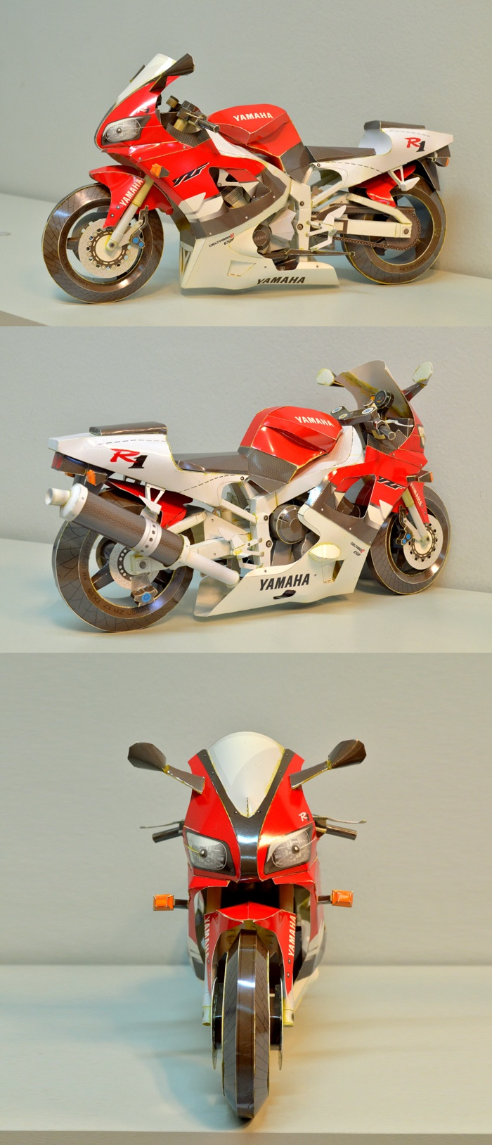 Yamaha yzf r1 made in paper paper craft pinterest yamaha yamaha yzf r1 made in paper paper craft pinterest yamaha yzf r1 and crafts jeuxipadfo Choice Image