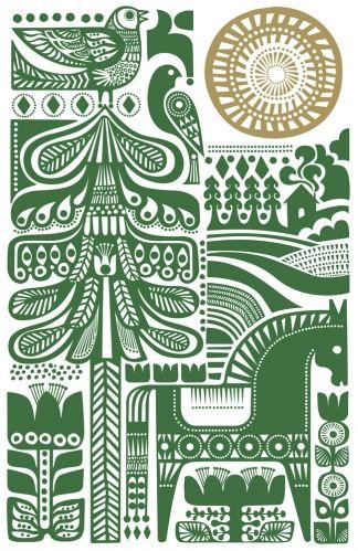 - Call of the Cuckoo - Print by Sanna Annukka - (Animalarium: Nothern Soul)