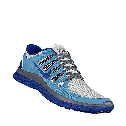 I designed this at NIKEiD Nike Free 5.0 with Shield $150