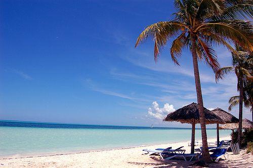 beautiful beaches of cuba