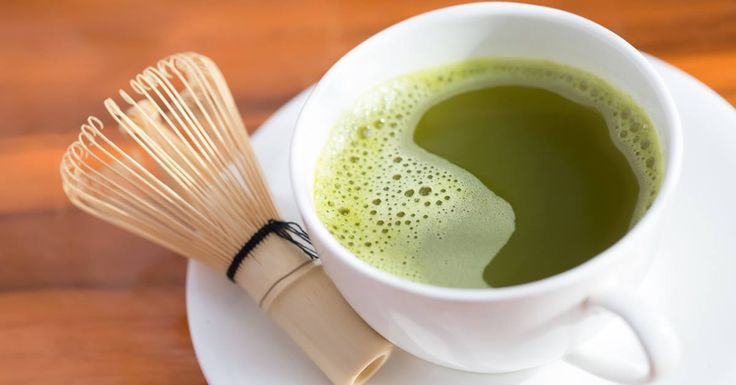 Matcha is a type of powdered green tea. It is very high in antioxidants, and has numerous health benefits for your body and brain.