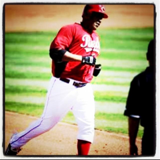 : Cincinnati Red, Red 2012, Spring Training