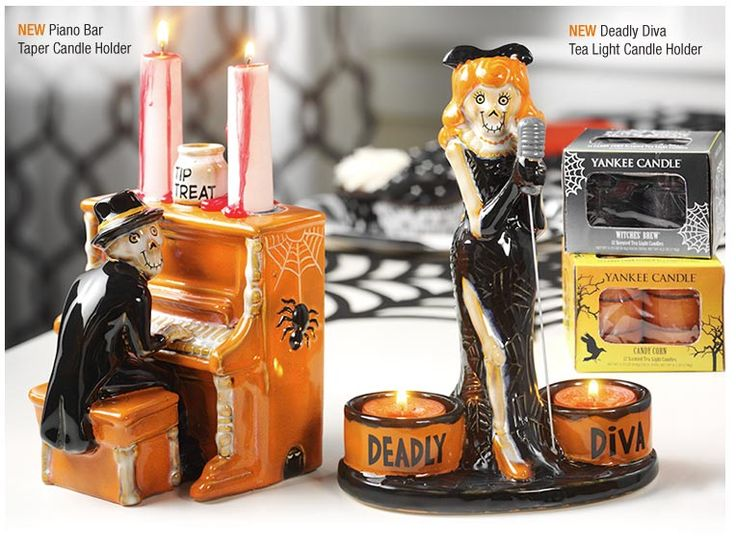 Witches Ball   Halloween Preview Party   Yankee Candle