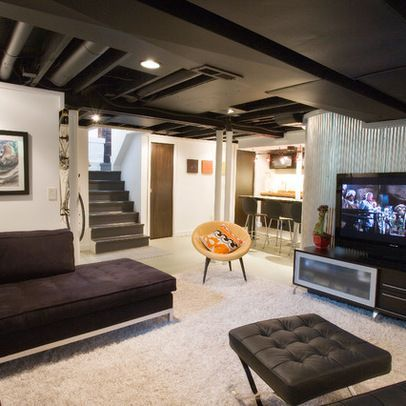 exposed basement ceiling. 20 Stunning Basement Ceiling Ideas Are Completely Overrated The 25  best Exposed basement ceiling ideas on Pinterest