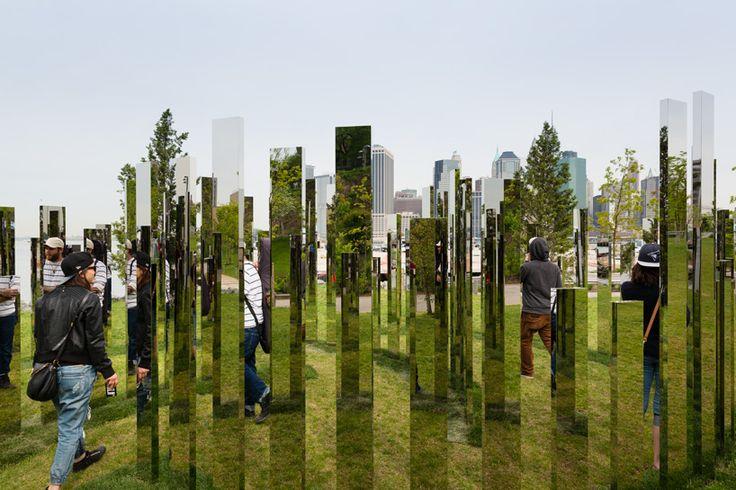 INSPIRATIONS d'ATHEM À Brooklyn, à la croisée des chemins entre art, jeu et mobilier urbain.