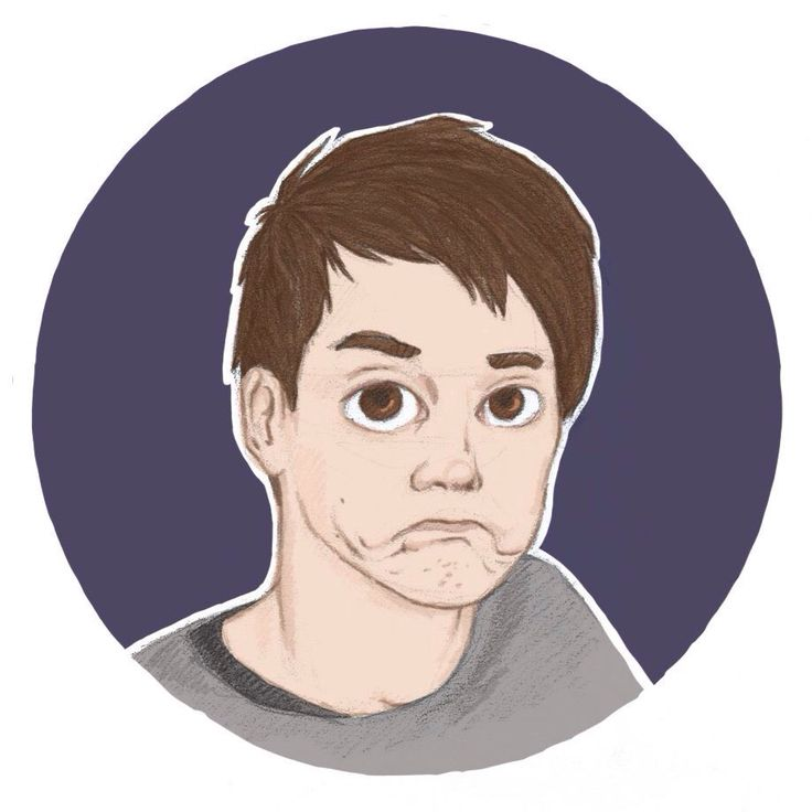 Dan Howell danisnotonfire digital art by tynk