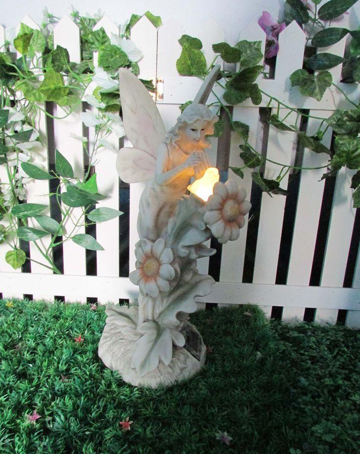 Solar Fairy Healing a bird coming this summer!