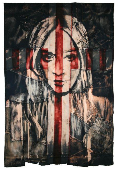Chloe Sevigny Artist  Pam Glew  www.auraphotoagency.com