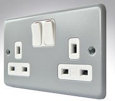 Switches and Sockets from MK, Hamilton, BG and Deta