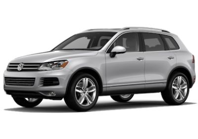 2014 Volkswagen Touareg TDI: Plush and Strong, With A Sweet Secret | She Buys Cars