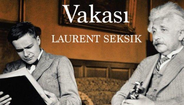 Laurent Seksik'ten Eduard Einstein Vakası