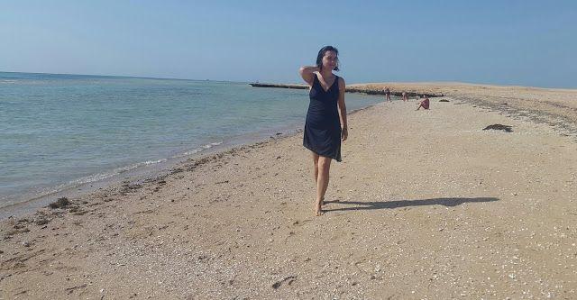Anne-Marie Ferdean: 7 days in Sharm el Sheikh- part II