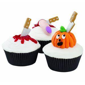 Wilton Cupcake Decorating Halloween