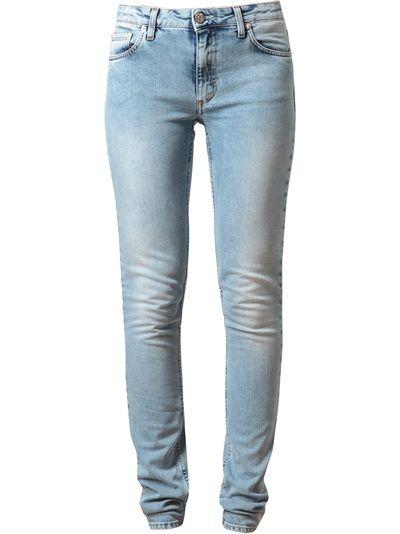 ACNE 'Flex' Denim Skinny Jeans