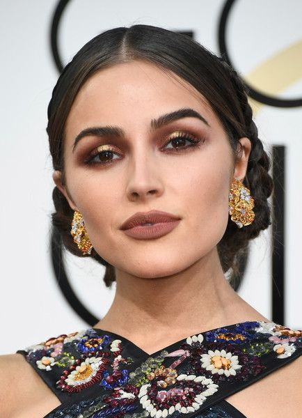 Actress Olivia Culpo attends the 74th Annual Golden Globe Awards at The Beverly Hilton Hotel on January 8, 2017 in Beverly Hills, California.