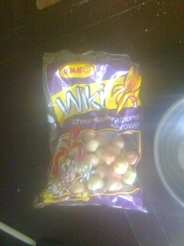 moje skarby: chipsy be chrupki wiki najlepsze na swiecie poleca...