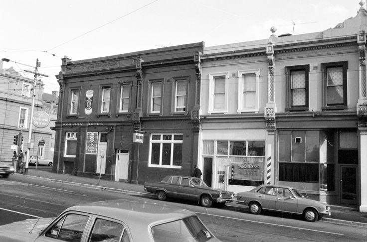 1960s ; Corner of Brunswick & Gertrude Streets N-West