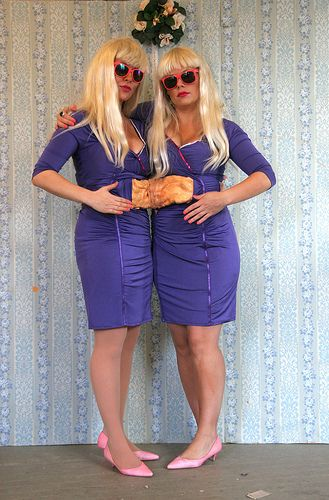 Conjoined Twins Halloween Costume