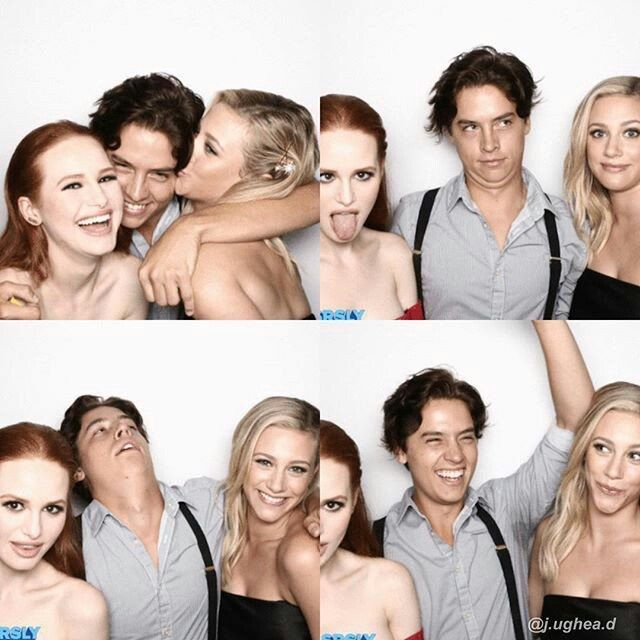 OMG IN THE FIRST ONE LILY'S KISSING COLE ON THE CHEEK!!!!! IM HAVINF MAJOR SPROUSEHART FEELS