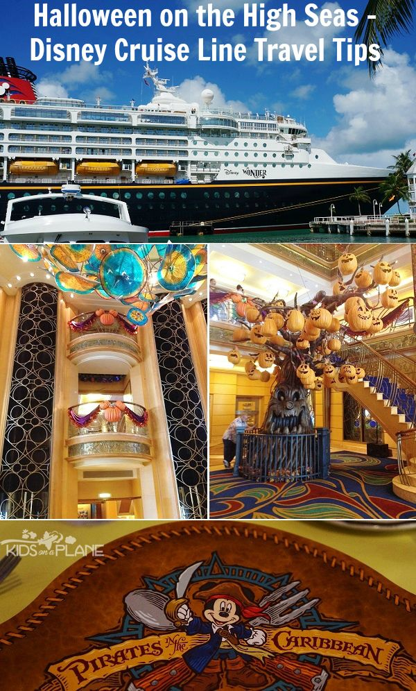 What's it like to celebrate Halloween on a Disney cruise ship? Here's a few travel tips and pics from our family's trip