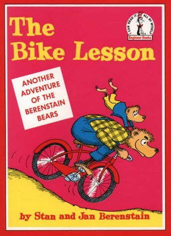 Children's Book Review: The Bike Lesson by Stan and Jan Berenstain | Sharon's Book Nook!