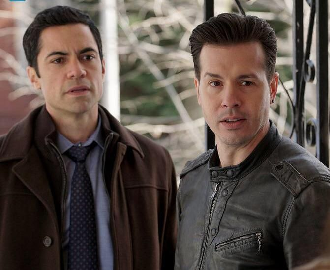Can't wait to see Antonio Dawson and Nick Amaro fight some crime together during #CrossoverWeek