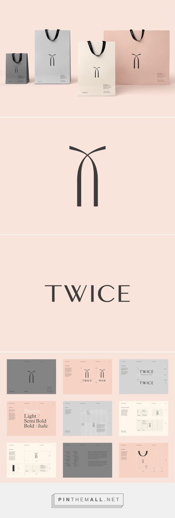 New Logo for Twice Fashion by SocioDesign — BP&O - created via http://pinthemall.net