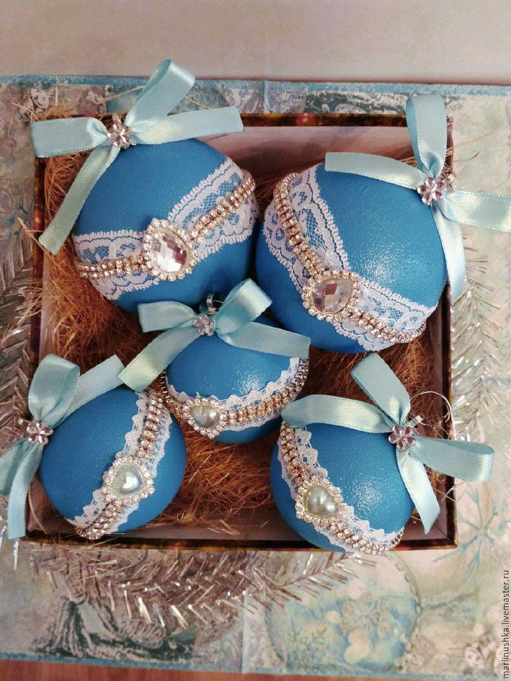 Купить Новогодние шары - новогодние игрушки, новогодние шары, новогодние шарики, шары на елку