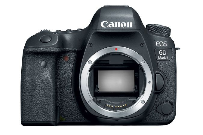 EOS 6D Mark II | Canon Online Store