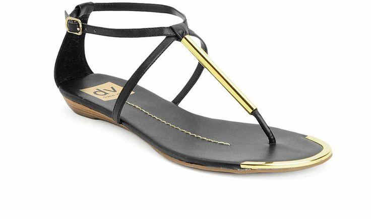 Dolce Vita 'Archer' Sandal - Black
