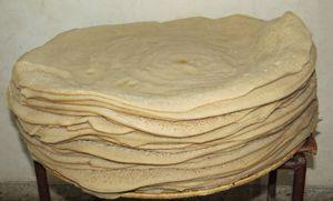 Simple Injera (Easy Ethiopian Flat Bread) | Dining for Women