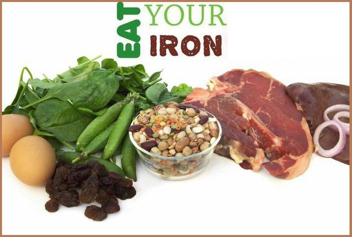Best Foods For Iron: Foods Packed With Iron - http://nifyhealth.com/best-foods-for-iron-foods-packed-with-iron/
