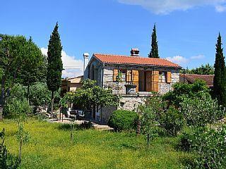 Ferienhaus Boris in Krk/ Malinska, Kvarner Bucht/ Inseln - 4 Personen, 2 SchlafzimmerFerienhaus in Kras von @homeaway! #vacation #rental #travel #homeaway