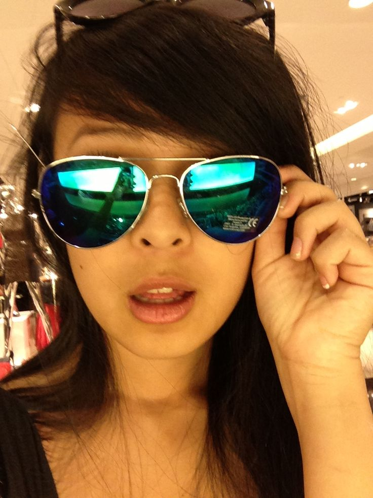 aviator green sunglasses  Green aviator sunglasses
