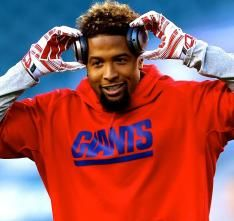 Odell Beckham Jr. Autograph Session Makes Giants Training Camp Bleachers Buckle   Bleacher Report TimelyPick - sports (updated every 4 hours)