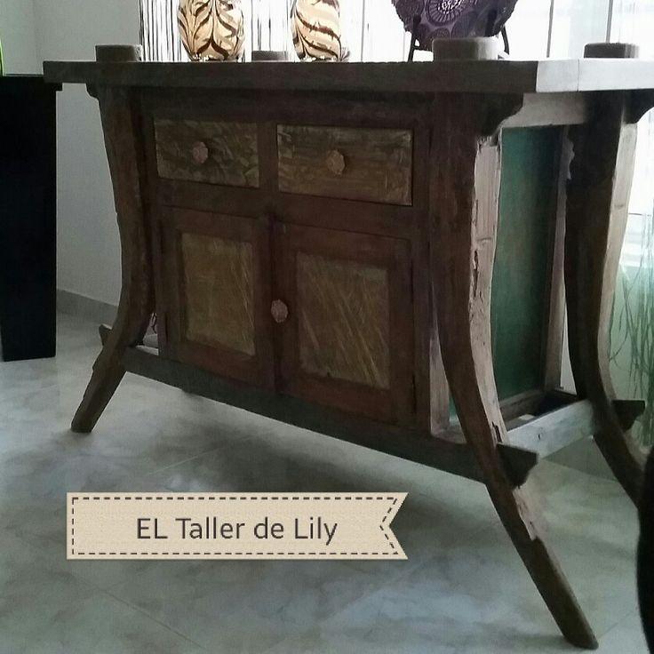 Renovando em El Taller de Lily