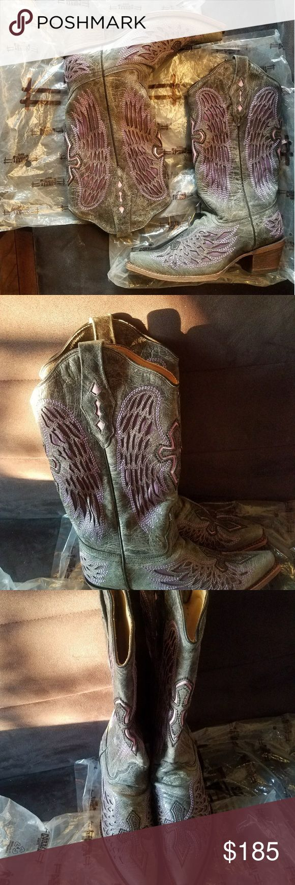 Cowboy boots Slightly used country outfitters Other