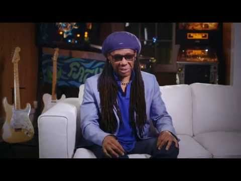 """Here's a short video about Nile Rodgers """"I'll Be There"""" Documentary."""
