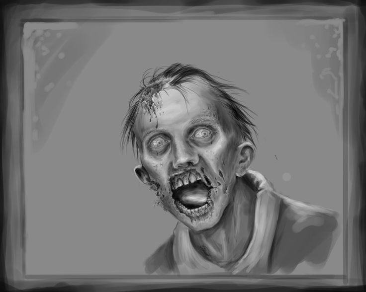 reanimated corps #zombie