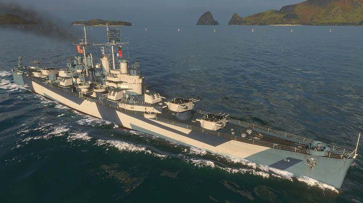USS-Montpelier (CL-57) Cleveland-class light cruiser. (google.image) 11.16 New